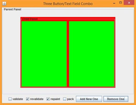 qt grid layout fixed size java dynamic gridlayout with fixed size stack overflow