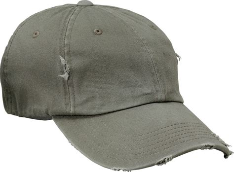 district threads enzyme washed distressed baseball cap dt600