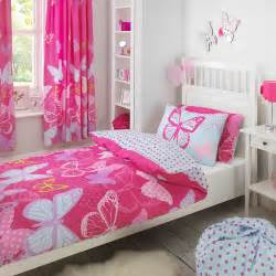Anti Allergy Duvet Cover Creative Living Butterfly Bedding Set Next Day Delivery