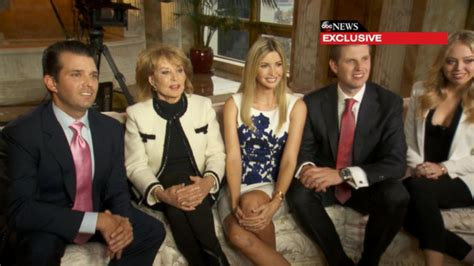 donald trump family photos donald trump s family speaks out on presidential run video