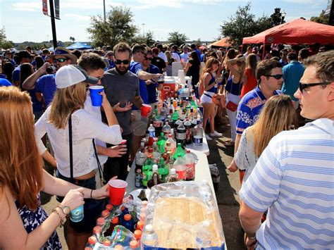 Tailgate Traditions Sweepstakes - 10 unique college football tailgating traditions travel channel