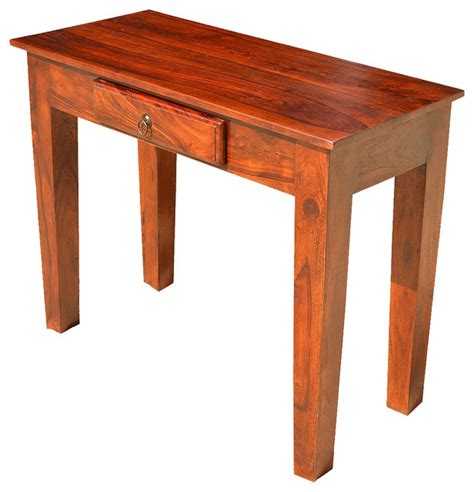 Contemporary Entry Table Solid Wood Entry Sofa Console Foyer Table Contemporary Console Tables San Francisco