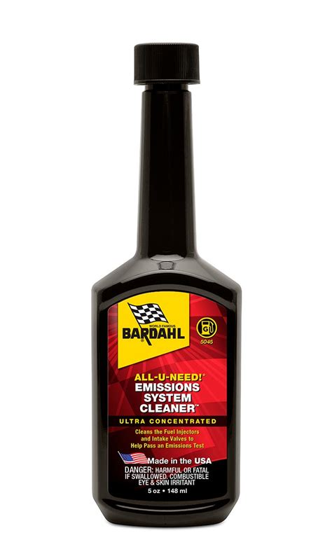Bardahl Injector Intake Valve Cleaner bardahl manufacturing corporation emissions systems cleaner