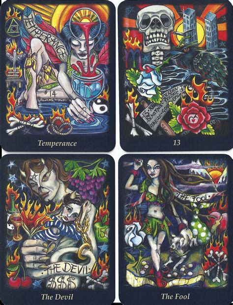 bonefire tarot tarot deck exploration the bonefire tarot ethony