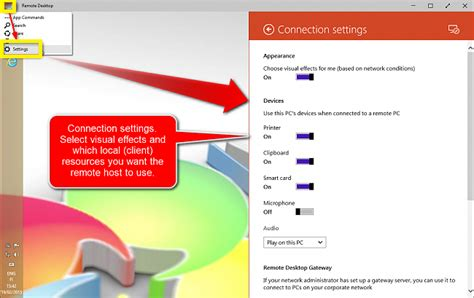 used for remote desktop remote desktop connection has stopped working windows 10