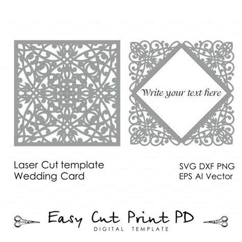Wedding Invitation Ai by Wedding Invitation Card Template Ai Matik For