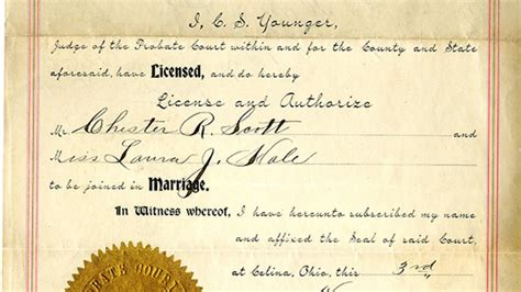 Divorce Records Pima County Marriage License Special Collections