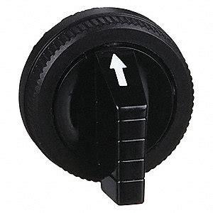 schneider electric mm lever selector switch knob black