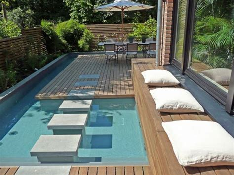 small backyard pools designs 15 great small swimming pools ideas home design lover