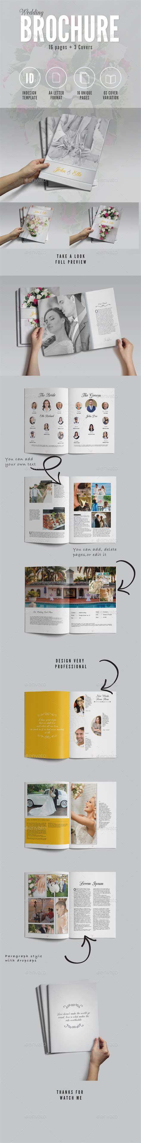 Wedding Brochure Copy Wedding Brochure By Pranata Graphicriver