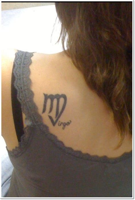 virgo tattoo designs for girls 30 of the best virgo designs