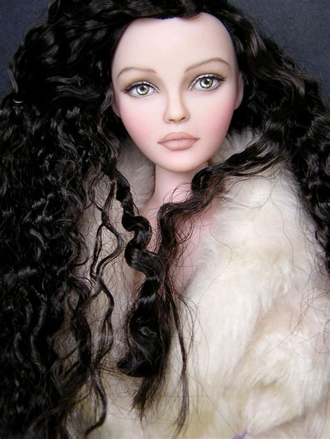 fashion doll repaints gene repaint by carole stimac gene marshall fashion doll