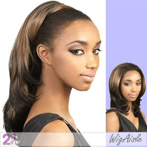 wigs 62 and over lg 62 motown tress synthetic half wig in 2f33 by