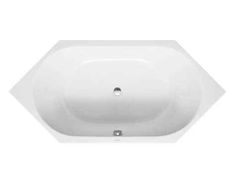 vasca da bagno da incasso vasca da bagno esagonale da incasso d code vasca da