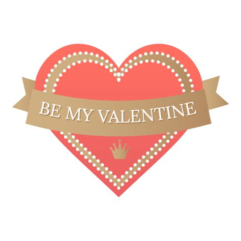 be my valentines be my icon iconset designbolts