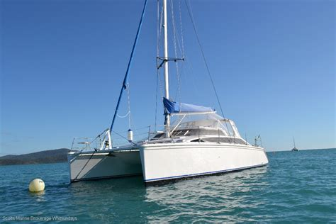 catamarans for sale airlie beach perry 43 catamaran highline sailing catamaran for sale