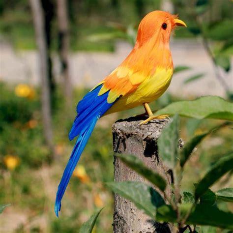 Artificial birds Home Cage Decoration Birds Phtogragh