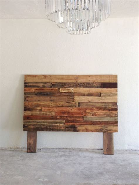 tall wood headboards wood headboard recycled pallets and headboards on pinterest