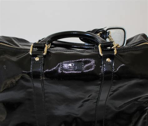 Gucci Boston Bag Bag Bliss by Gucci Boston Bag In Black With Bonus Keyring Bags Of