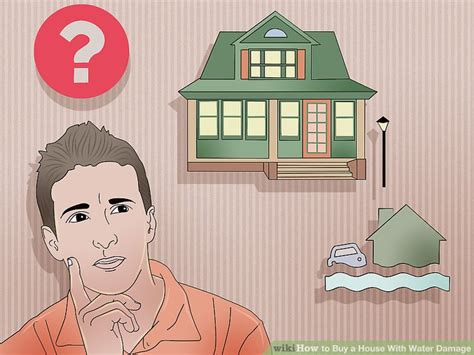 buying a house with water damage how to buy a house with water damage 10 steps with pictures