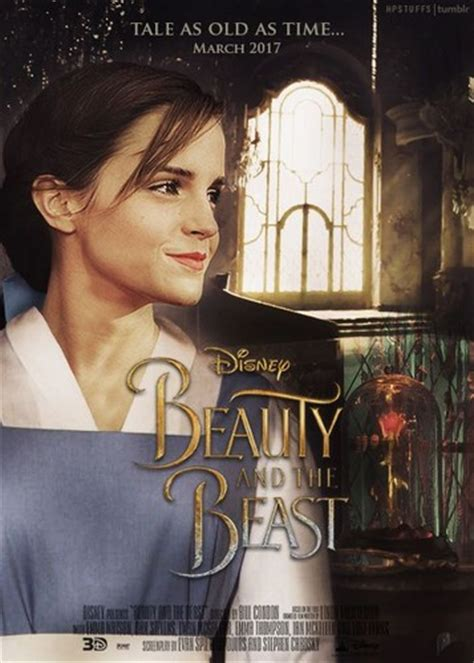 emma watson poster beauty and the beast 2017 images emma watson as belle