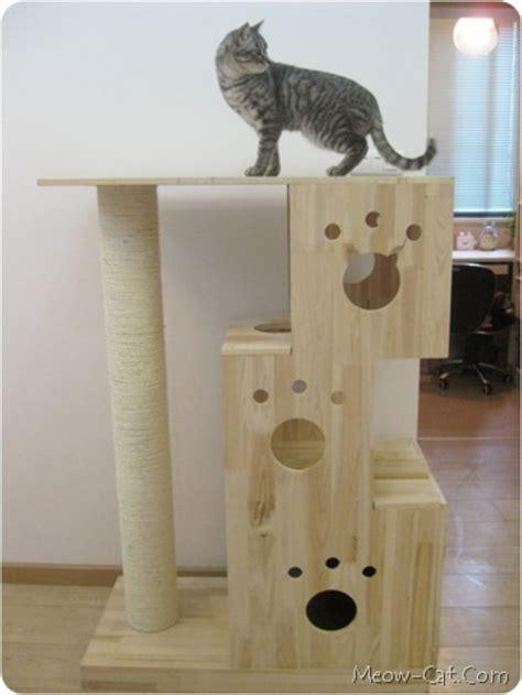 Diy Cat Furniture top 10 entertaining diy cat trees top inspired