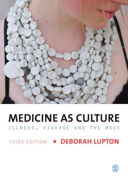 Say What A Review Of Deborah Lupton S Medicine As