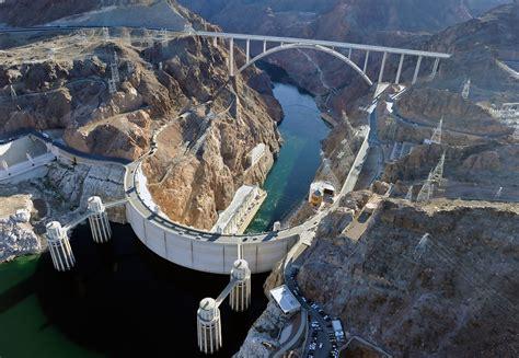 hoover dam hoover dam bypass bridge project complete zimbio
