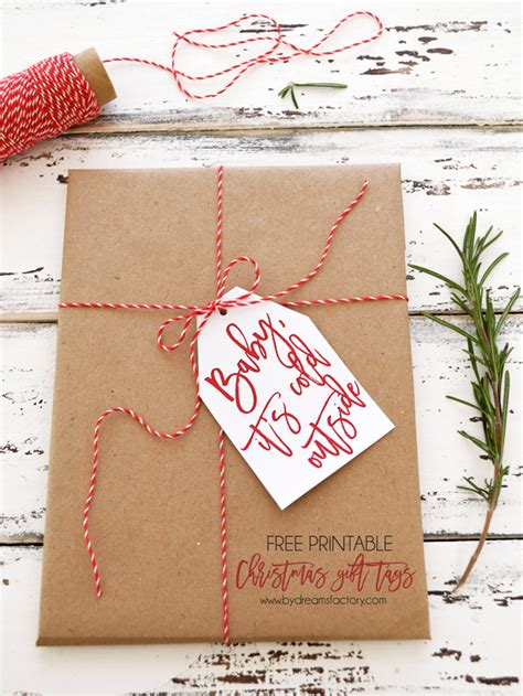 free printable gift tags from organized christmas com free printable christmas gift tags dreams factory