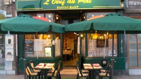 restaurants in liege l oeuf au plat restaurant belge liege 4000