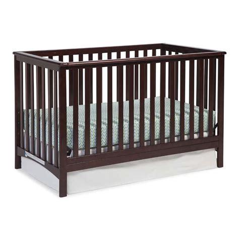 Espresso Convertible Cribs 3 In 1 Convertible Crib In Espresso 04520 039