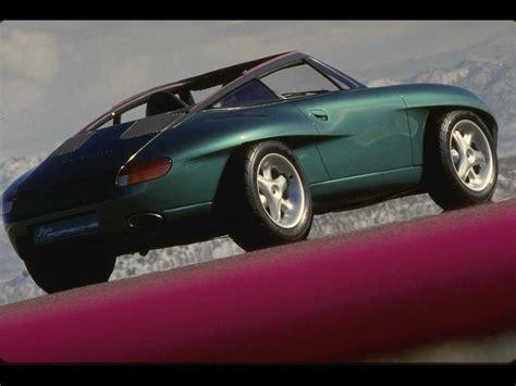 porsche concept cars porsche panamericana concept 1989 old concept cars