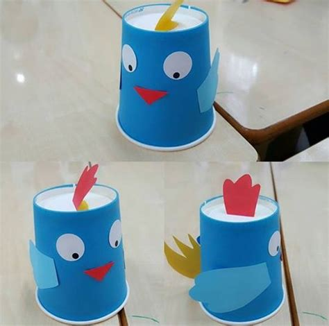 Paper Cup Craft Ideas - paper cup craft and project ideas funnycrafts paper