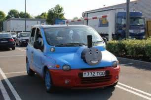 What do you get if you cross thomas the tank engine with a fiat