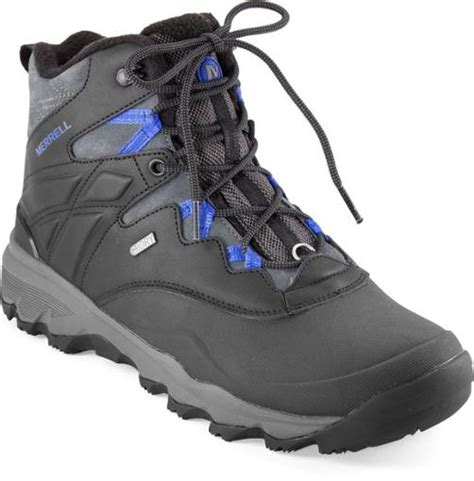 merrell winter boots mens merrell thermo adventure winter boots s at rei