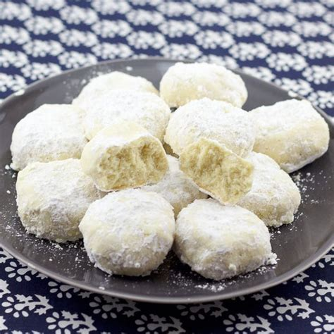 recipe powdered sugar 25 best ideas about cookies on
