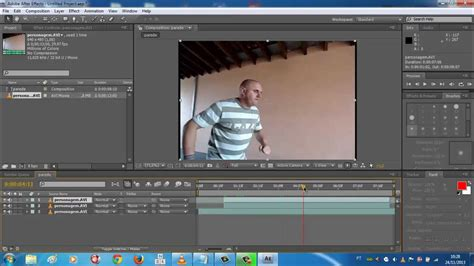 after effects cs4 tutorial adobe after effects cs4 tutorial atravessando parede