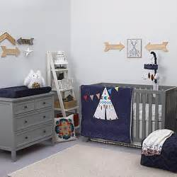 Baby Bedding Department Stores Nojo 174 Teepee Crib Bedding Collection Bed Bath Beyond