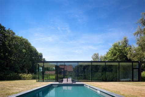 modern glass house ultra modern glass house architecture modern design by