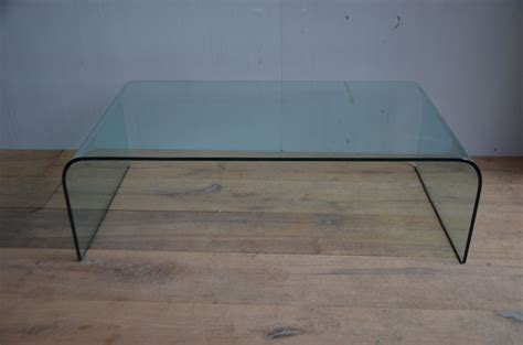vintage glass coffee table vintage glass coffee table 1971 for sale at pamono
