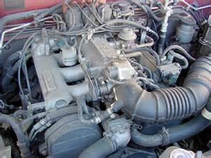 Isuzu Trooper Engine 1994 Isuzu Trooper Used Parts Stock 002891