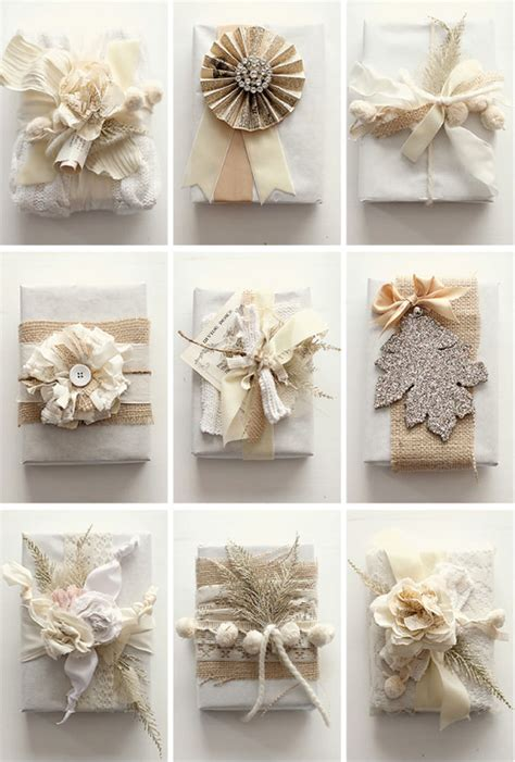 wrapping gift beauty and the green its a wrap chic eco friendly gift