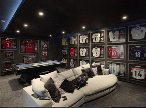 athletic room prop house phil neville s luxurious cheshire mansion is up for sale complete with cinema and indoor