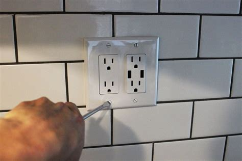 how to install usb wall outlet how to install a usb wall charger outlet