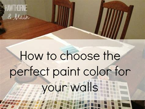 8 Tips How To Choose 8 Tips On Choosing The Wall Color Tip Junkie
