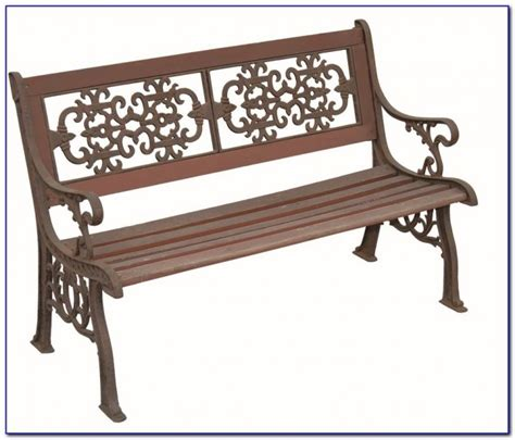 garden bench wrought iron and wood cast iron garden bench ends bench home design ideas
