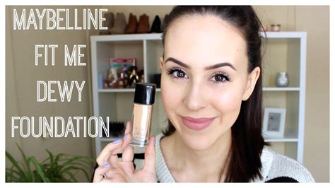 Maybelline Fit Me Foundation Review Indonesia is maybelline fit me foundation for skin diydry co