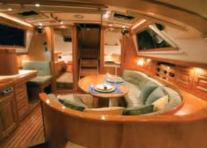 Small Boat Interior Design Cruising Costs Maintenance And Price Of The Boat
