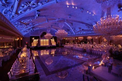 wedding reception banquet halls in nj purple white gold new jersey celebration inside weddings