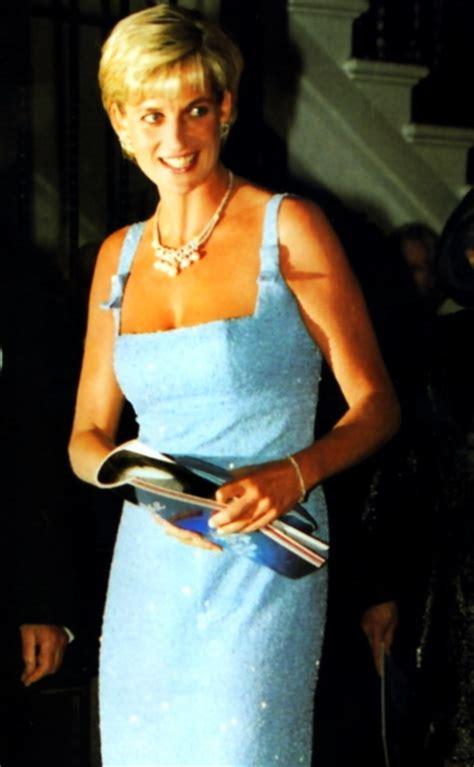 Princess Diana Blue from berkshire to buckingham diana princess of wales